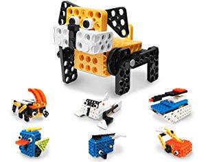 Dessine et construit un robot