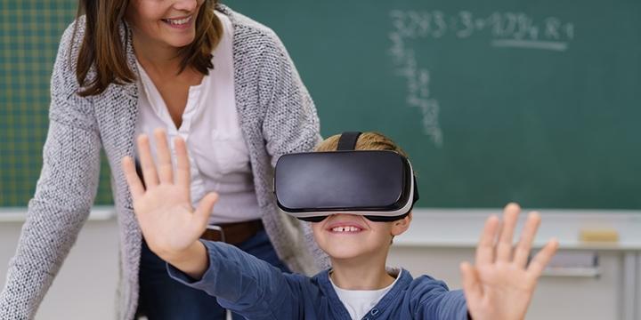 Deviens un expert de la réalité virtuelle