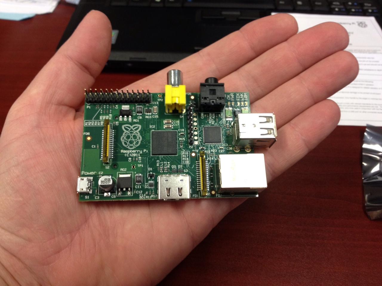 Apprend à programmer un Rasberry Pi