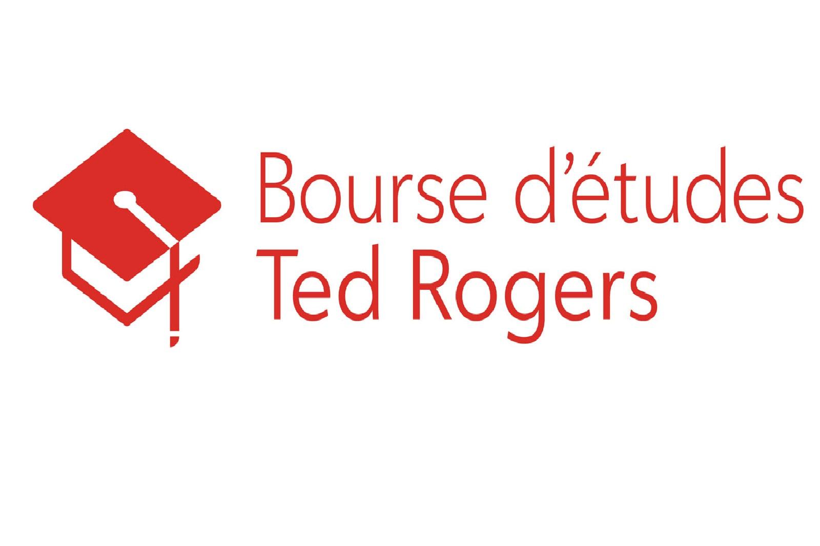 Une bourse Ted Rogers pour la persévérance scolaire