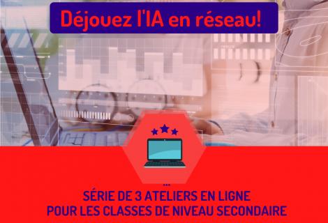 DÉJOUEZ L'I.A. EN RÉSEAU !